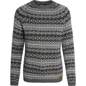 Sherpa Paro Rundhals Sweater Damen kharani grey